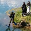 Нижегородская пара поженилась в…озере