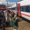Нижегородский «Стриж» пошел на таран московской электрички
