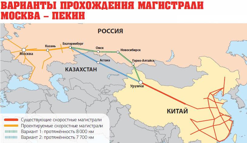 схема полета из москвы в пекин